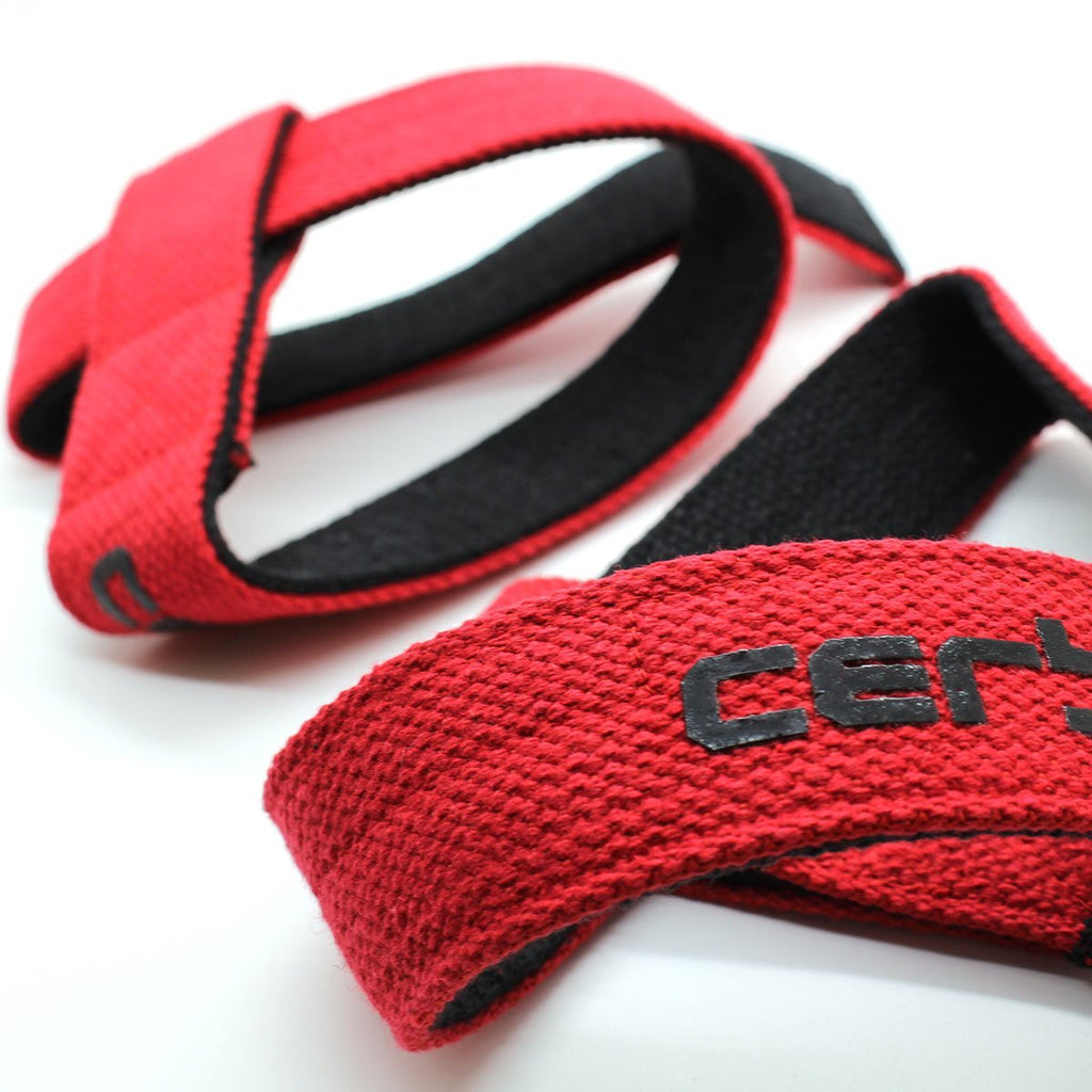 Dual-Ply Cotton Lifting Straps