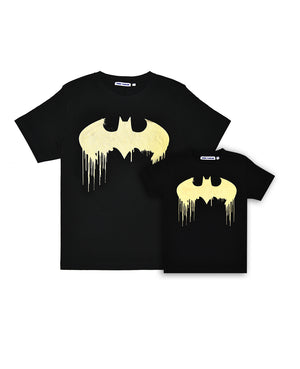 Batman Graffiti Foil Tee