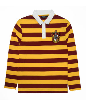 Adults Harry Potter Gryffindor Rugby Shirt
