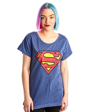 Superman Relaxed Fit Tee