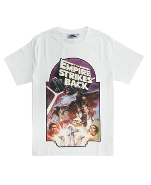 Star Wars Empire Strikes Back Classic Poster Tee
