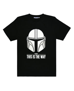 Adults Star Wars 'Mando This is the Way' T-Shirt