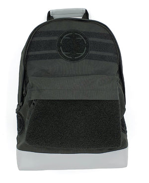 Black Badgeables Backpack