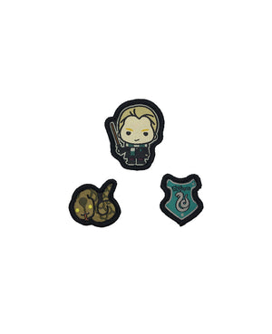 Harry Potter Slytherin Character Mini Badgeables