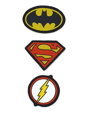 Justice League Logo Badgeables