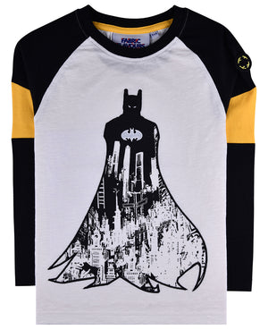 Batman Gotham Defender Long Sleeve Tee