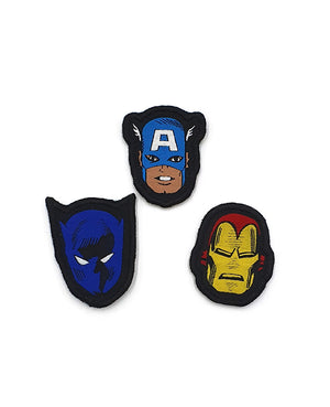 Mini Avengers Badgeables