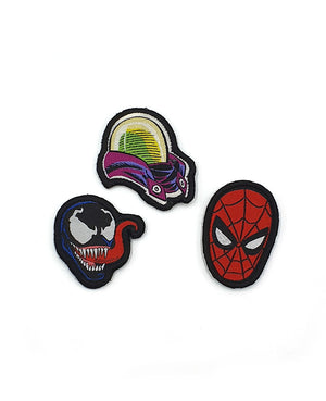 Mini Spider-Man Badgeables