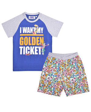Golden Ticket PJs