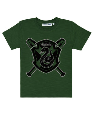 Slytherin Quidditch Tee
