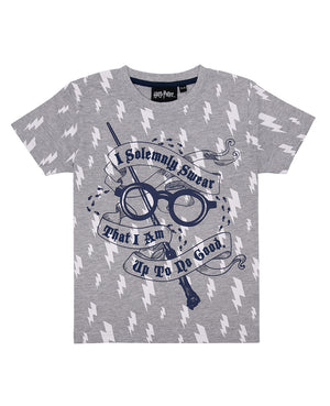 "Harry Potter ""I Solemnly Swear"" Tee"