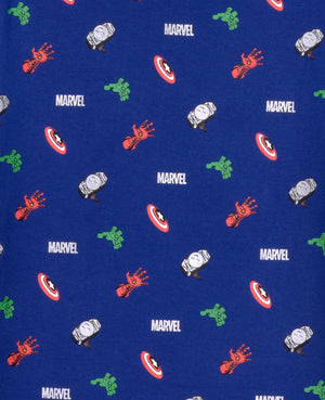 Marvel Icons Repeat Print Tee
