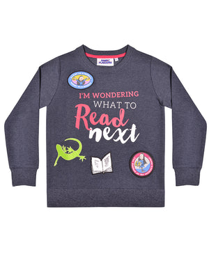Matilda Badge Sweatshirt