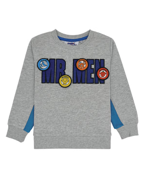 Mr. Men Badgeables Sweatshirt