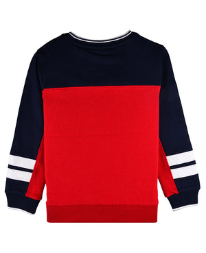 NASA Colour Block Sweatshirt