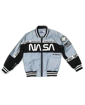 NASA Flight Commander Bomber Jacket