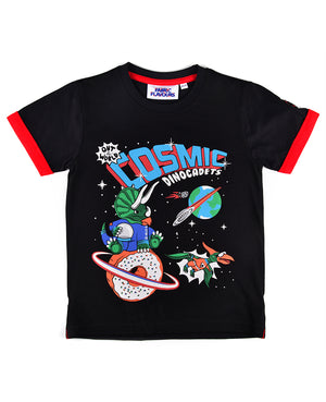 Out of This World Dino Cadets Tee