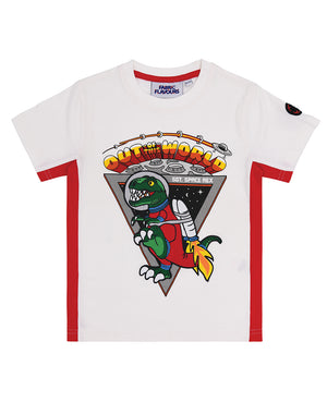 Out of This World Space Rex Tee