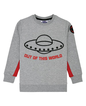 Out of This World Tuft Sweatshirt