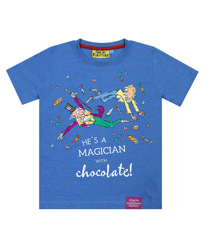 "Charlie ""Magician With Chocolate"" Tee"