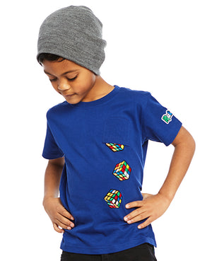 Rubik's Pocket Tee