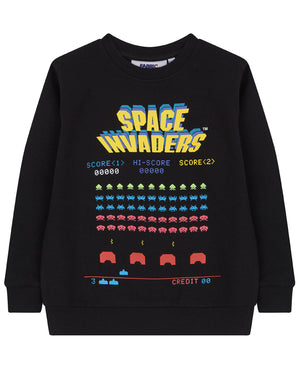 Space Invaders Sweatshirt