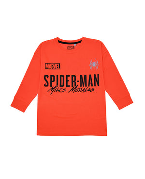 Spider-man Long Sleeve Dri-Fit Tee