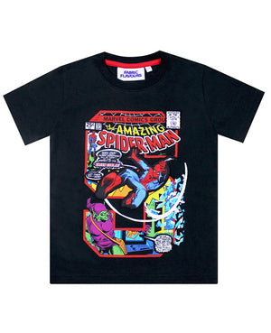 "Spider-Man ""S"" Applique Tee"