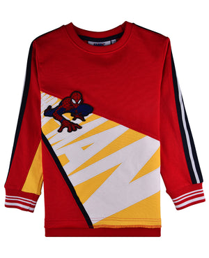 Spider-Man Crawl Sweatshirt