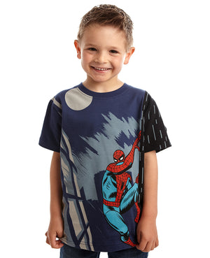 Spider-Man Wall Crawler Tee