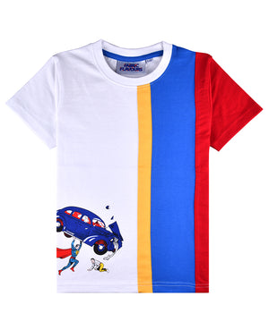 Superman Action Comic Tee