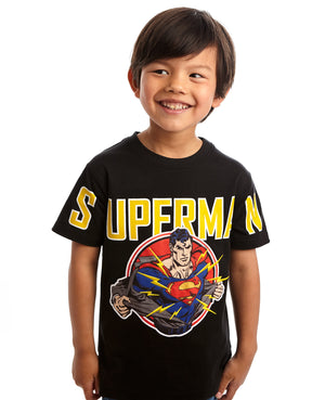 Superman Crossbody Tee