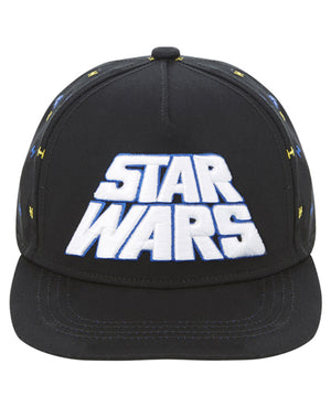 Star Wars Logo Cap