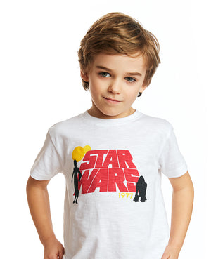 Retro Star Wars Logo Tee