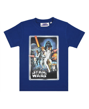 Star Wars A New Hope Classic Poster Tee