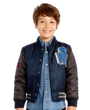 Star Wars Varsity Nylon Jacket