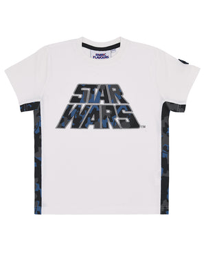Star Wars Imperial Camo Logo Tee