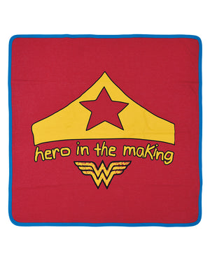 Wonder Woman Hero in the Making Blanket
