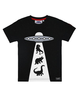 Out of This World Beam Me Up Tee