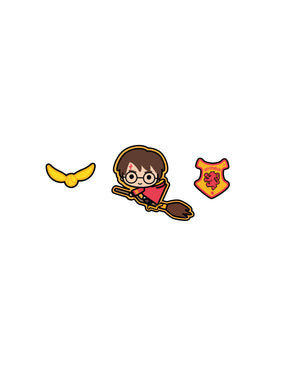 Harry Potter Gryffindor Character Mini Badgeables
