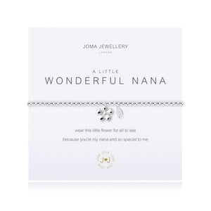 "A little ""wonderful Nana"""
