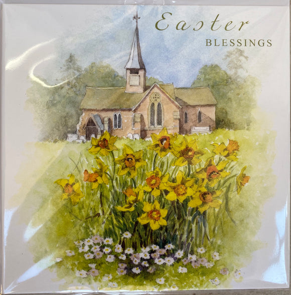Pack of 5 Easter Cards by Tracks Publishing (1 design)