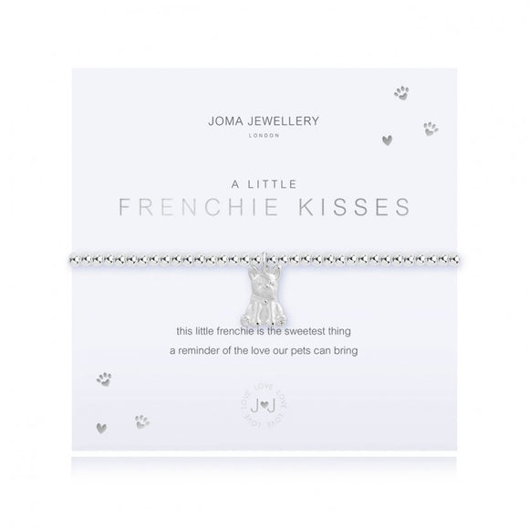 A little - Frenchie Kisses Bracelet