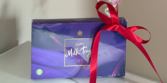 78g box Cadbury's Milk Tray