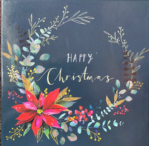 Ling Design Christmas foliage greetings cards