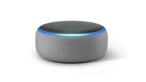 Altavoz Inteligente Echo Dot 3 Amazon Con Alexa