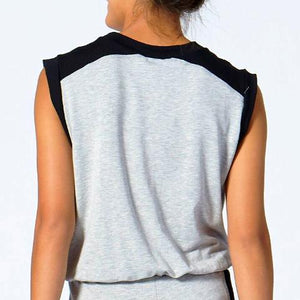 Vimnia Soothe Muscle Tank Pullover Back View