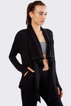 Splits59 Layla Cardigan in Black