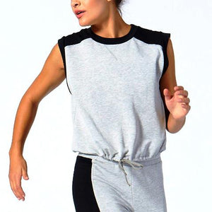Vimnia Soothe Muscle Tank Pullover Front View