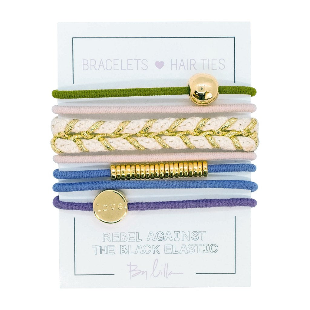 By Lilla Meadow Hair Ties